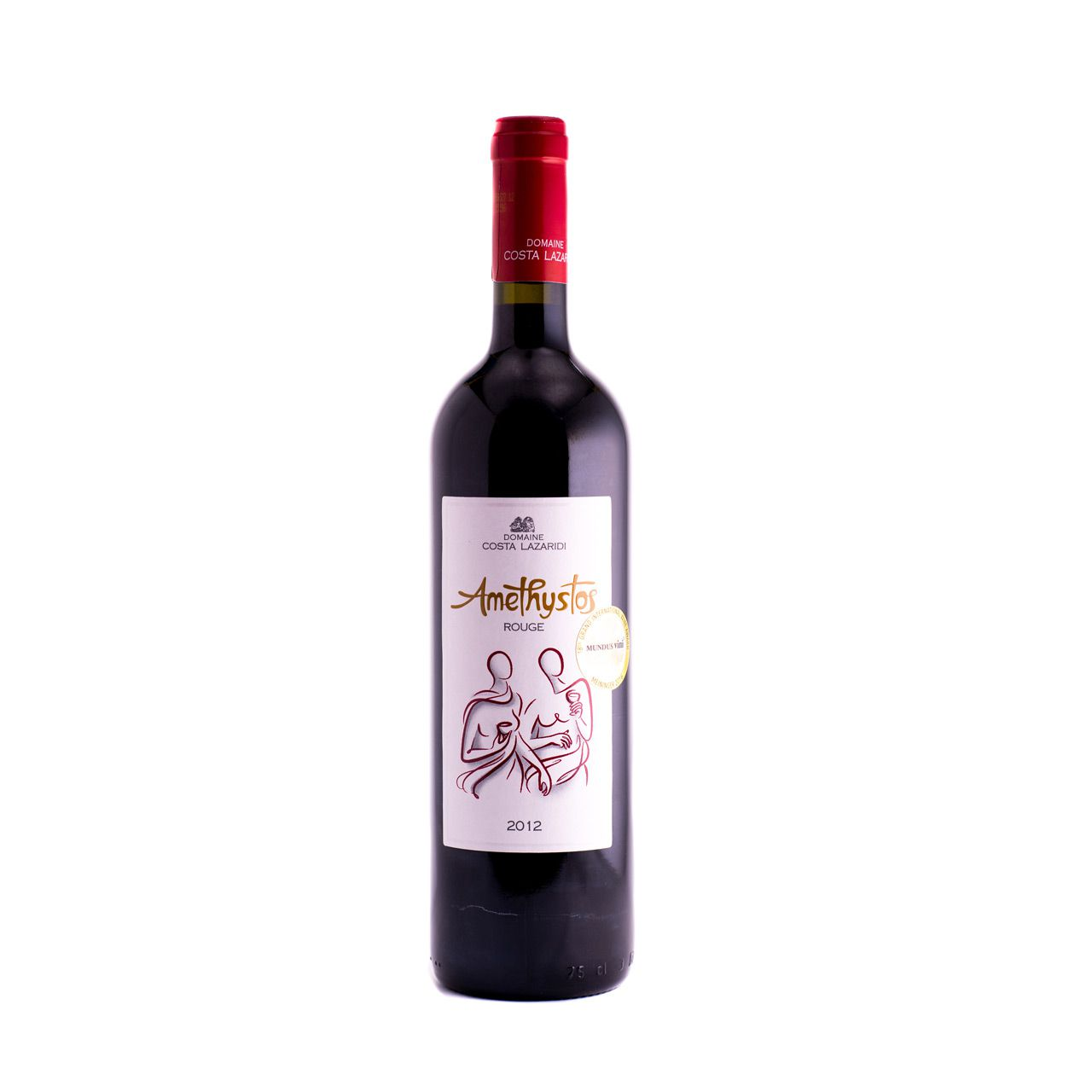Vin Rosu Amethystos Red 2013 Domaine Costa Lazaridi