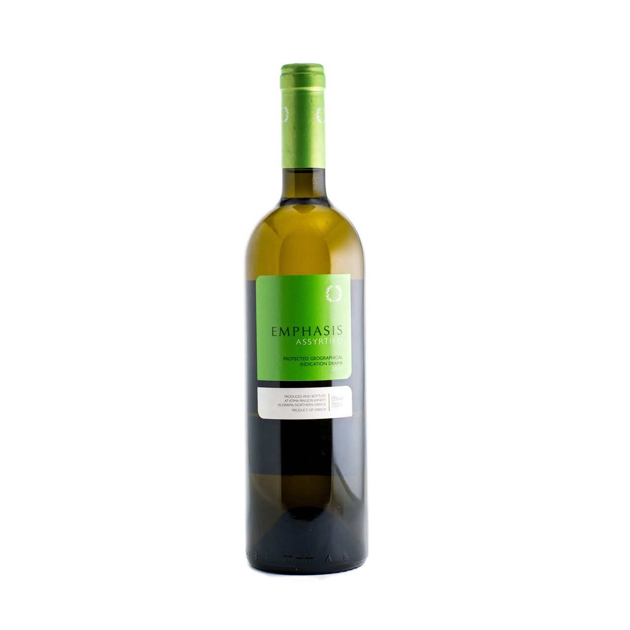 Vin Alb Emphasis Assyrtiko 2013 Pavlidis Estate