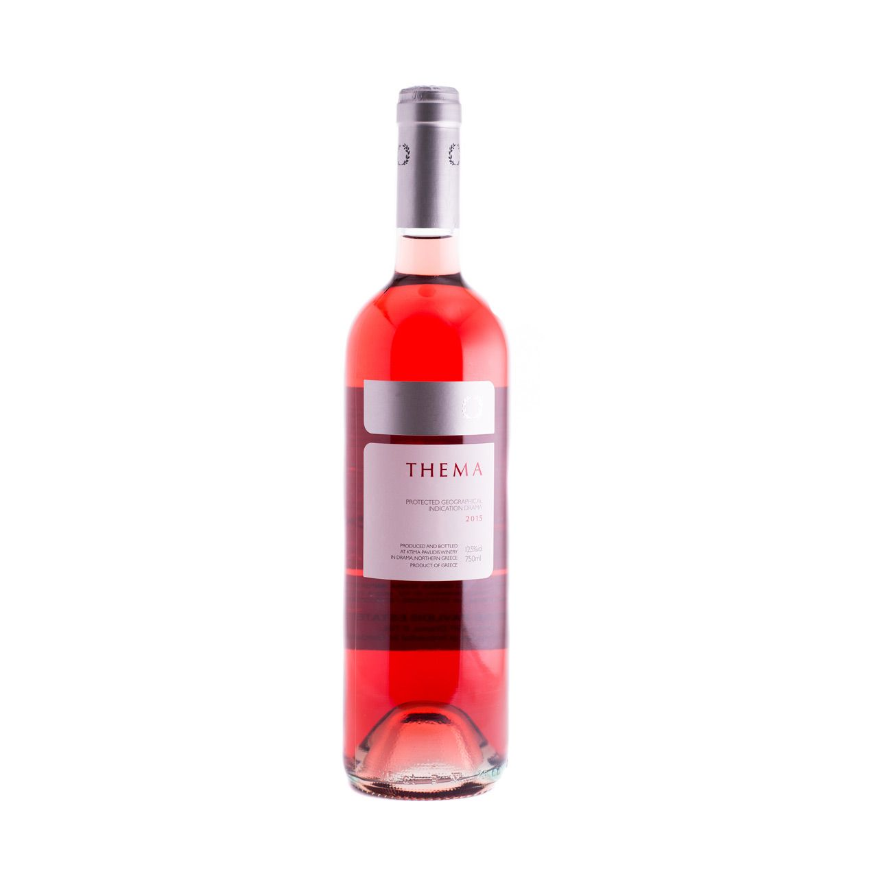 Vin Rose Thema Rose 2017 Pavlidis Estate