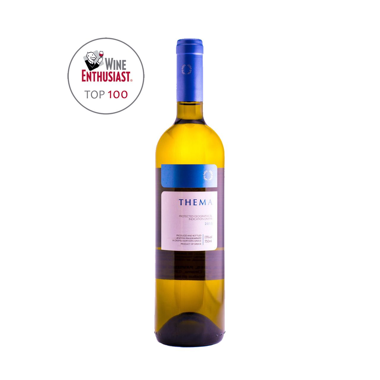 Vin Alb Thema White 2018 Pavlidis Estate